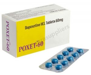 Poxet 60mg Tablets